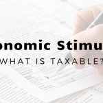 Which Stimulus Payments Are Taxable (and Which Aren't) For Palmdale, CA Taxpayers